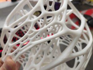 3D Druck Leipzig - Organische 3D Drucke