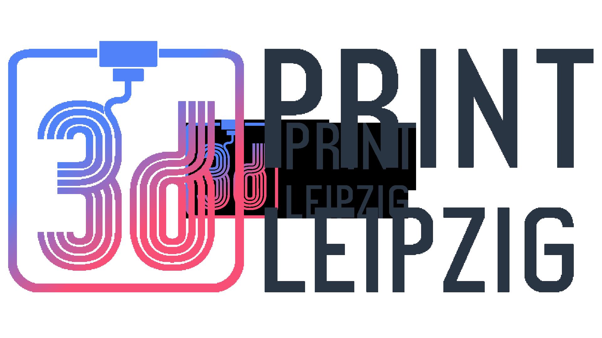 3D Druck Leipzig - Logo